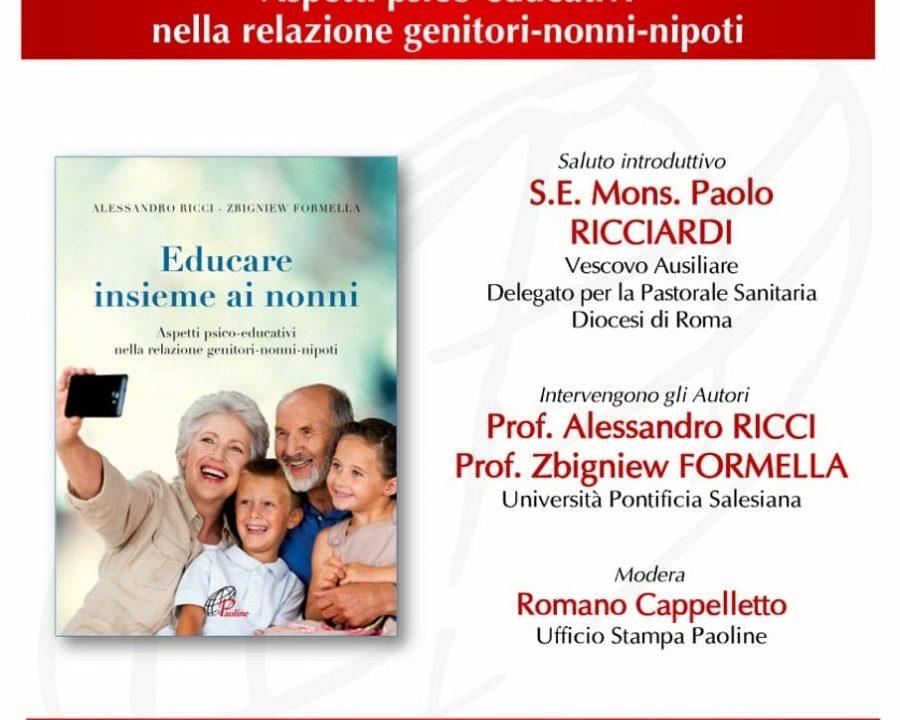 Educare insieme ai nonni